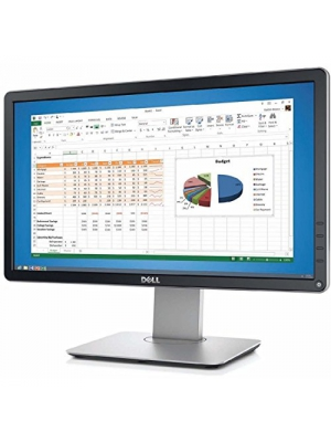 "Dell P2014H - LED monitor - 19.5"" - 1600 x 900 - IPS - 250 cd/m2 - 1000:1 - 200000:1 (dynamic) - 8 ms - DVI-D, VGA, DisplayPort - with 3-Years Advanced Exchange Service and Premium Panel Guarantee"