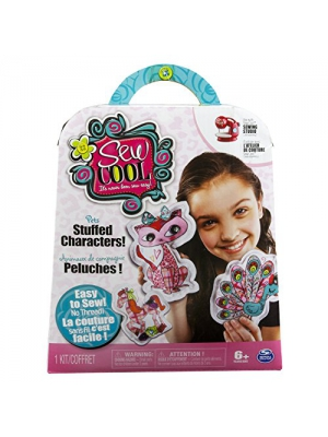 Sew Cool Stuffed Characters 5 Project Kit - Pets 2