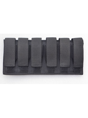 Six Pack Magazine Pouch - 9mm, 40 S&W, 45 ACP