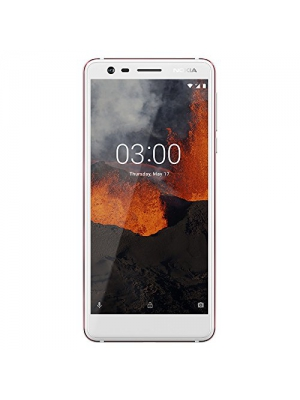 "Nokia 3.1 - Android One (Oreo) -16 GB - Dual SIM Unlocked Smartphone (AT&T/T-Mobile/MetroPCS/Cricket/H2O) - 5.2"" Screen - White - U.S. Warranty"