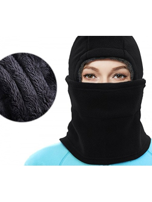 X-CHENG Balaclava Ski Mask - Cold Weather Face Mask Motorcycle Neck Warmer or Tactical Balaclava Hood - Plus Velvet - Ultimate Thermal retention In The Outdoors Super - Anti-Sensitive