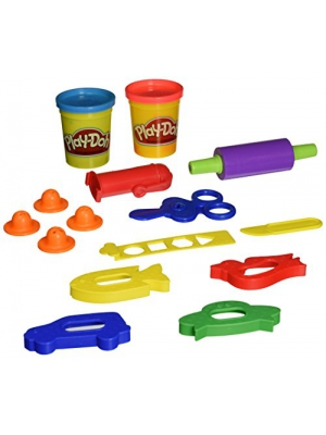 Play-Doh H Rollers, Cutters and More Playset