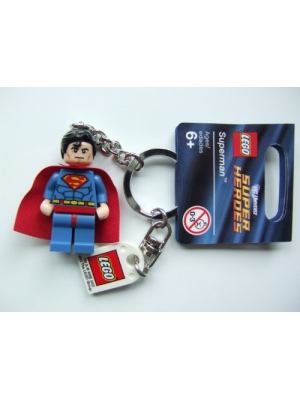 LEGO Superman Key Chain 853430