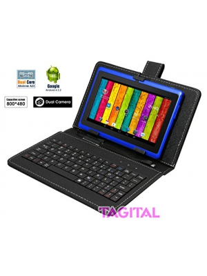 Reviews Tagital 7 Dual Core 3G Phablet, Android Phone Tablet