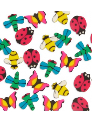 Fun Express Mini Insect Erasers, 144 Count