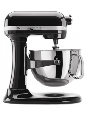 KitchenAid KP26M1XOB 6-Qt. Professional 600 Series - Onyx Black