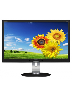 "Philips 231P4QUPEB - 23""IPS LED Monitor with built in USB Docking Station, Full HD, Height-Pivot Adjust, Spkrs"