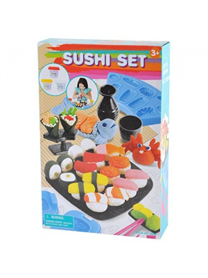 PlayGo Sushi Set Clay Dough