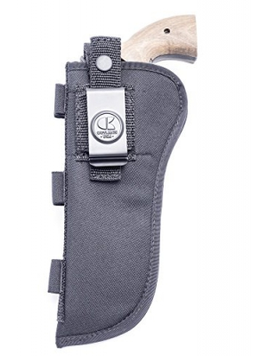 OUTBAGS USA NSC10 Nylon OWB Outside Pants Carry Holster w/ Ammo Loops. Family owned & operated. Made in USA