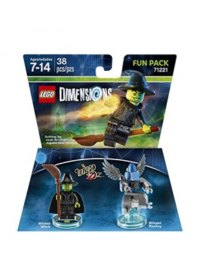 LEGO Dimensions, Wizard of Oz Wicked Witch Fun Pack