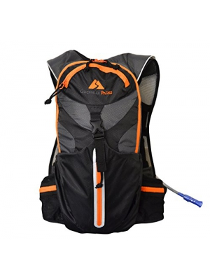 Guerrilla Packs Pace Setter Hydration Pack with 2-Liter Bladder