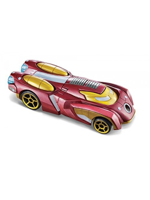 Hot Wheels Marvel Civil War Captain America Iron Man Vehicle