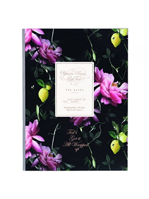 Ted Baker London Giftwrap Book, Citrus Bloom
