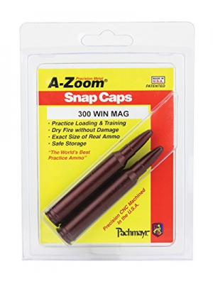 A-Zoom 300 Win Mag Precision Snap Caps (2 pack)
