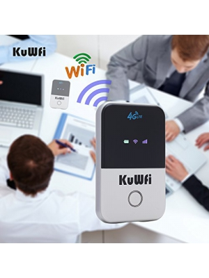 Comments about KuWFi 300Mbps 3G 4G LTE Car WiFi Wireless External