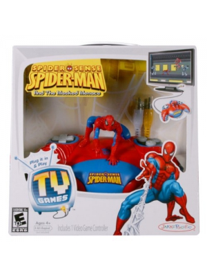 Spiderman TV Game