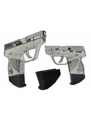 "2 Pack 1.25"" Extra Long Grip Extension Fits Taurus PT738 TCP 380 & PT732 by Garrison Grip"