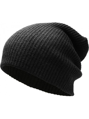 Slouchy Beanie Winter Ski Baggy Hat Unisex Various Styles