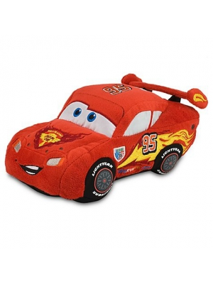 Disney/Pixar CARS 2 Movie Exclusive 8 Inch Plush Toy Lightning McQueen