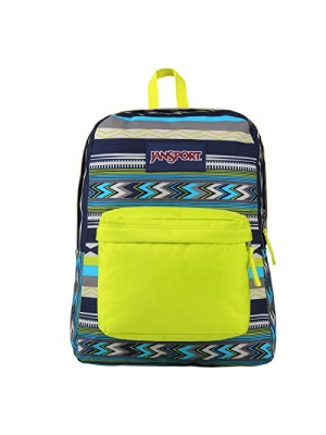 Jansport Superbreak - limited Edition Navy Super Stripe
