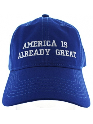 Fuck Trump Hat America Is Already Great Hat Variations