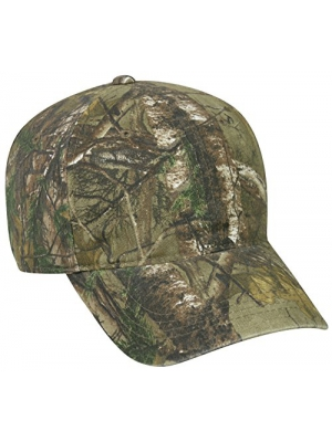Outdoor Cap Hunting Basics Tuck Strap Cap