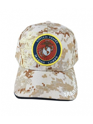 Aesthetinc U.S. Military Marines Officially Licensed Cap Hat