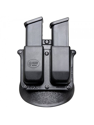 Fobus 6900PMP Double Magazine Pouch for Glock Double-Stack 9mm /.40 cal Magazines