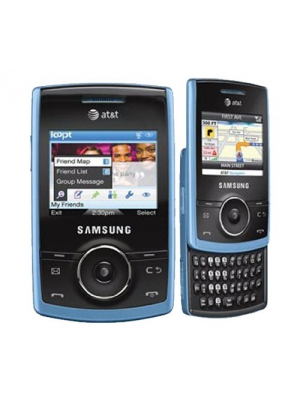 Samsung Propel A767 Blue AT&T [Non-retail Packaging]