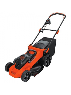 Black & Decker MM2000 13-Amp Corded Mower, 20""