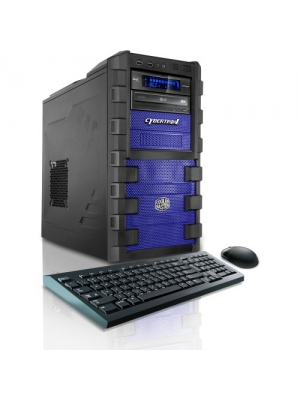CybertronPC Beast II Gaming Desktop - AMD FX 9590 4.70GHz Octa-Core Processor, 32GB DDR3 Memory, GeForce GTX 780 (3GB GDDR5) Graphics, 2TB Hard Drive, DVD±RW, Microsoft Windows 8.1 64-Bit (Discontinued by Manufacturer)