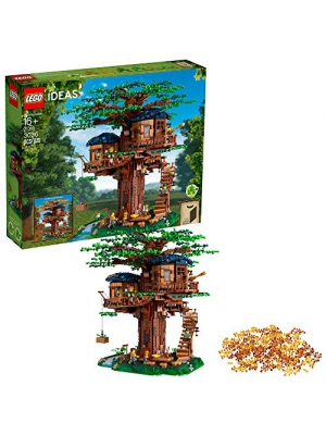 LEGO Ideas 21318 Tree House Building Kit, New 2019 (3036 Pieces)