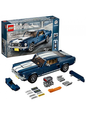 LEGO Creator Expert Ford Mustang 10265 Building Kit, New 2019 (1471 Pieces)