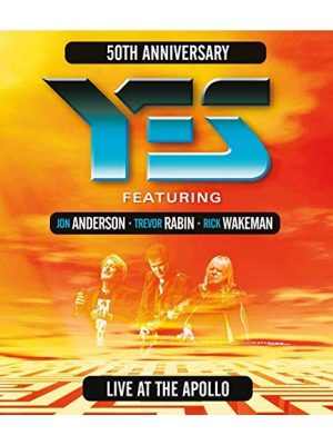 Yes featuring Anderson, Rabin, Wakeman - Live At The Apollo