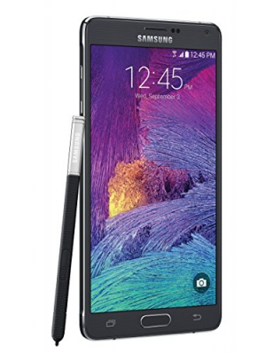Samsung Galaxy Note 4 Unlocked Phone - (Charcoal Black)