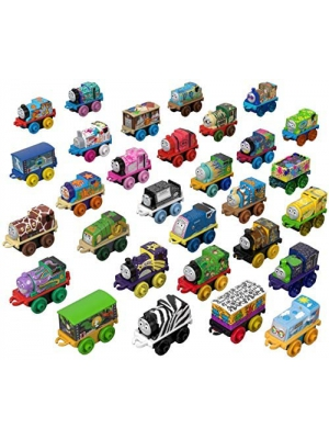 Fisher-Price Thomas & Friends MINIS, 30-Pack