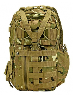 710f99cc519c East West U.S.A RT525 Tactical Molle Assault Sling Shoulder Cross Body One  Strap Backpack