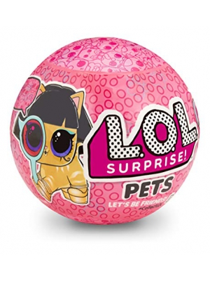 L.O.L. Surprise! Surprise Pets Ball Series 4 Collectible Dolls