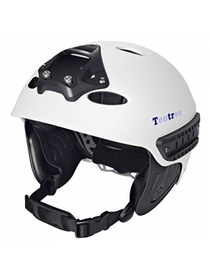 Tontron Water Sports Helmet with Go Pro Mount