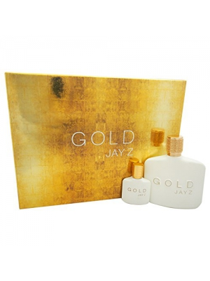 Jay Z Gold 2 Piece Gift Set