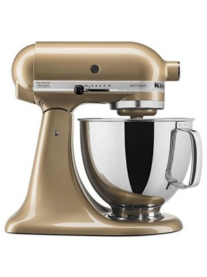 Kitchenaid Ksm150pscz Artisan 5-qt. Stand Mixer Golden Shimmer by KitchenAid