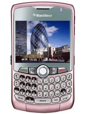 Pink Blackberry 8320 Wi-fi Cell Phone Unlocked, GPRS, EDGE, and 2 MP Camera--International Version