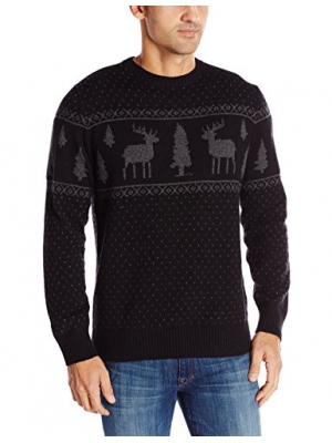 Field & Stream Men's Crew-Neck Sweater