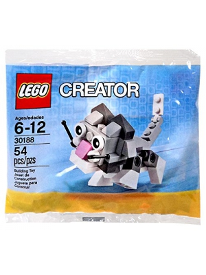 LEGO Creator Cute Kitten Mini Set (30188)