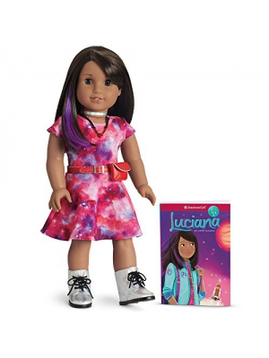American Girl - Luciana Vega - Luciana Doll & Book - American Girl of 2018