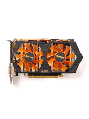 Zotac GeForce GTX 760 AMP Edition 2GB GDDR5 PCI Express 3.0 DVI HDMI DisplayPort SLI Ready Graphics Card ZT-70402-10P