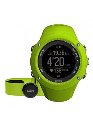 Suunto Ambit3 Run HR Monitor Running GPS Unit