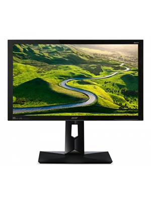 "Acer CB241H bmidr 24"" Full HD Monitor with Tilt/Swivel/Pivot/Height Adjustment and Built-in Speakers"