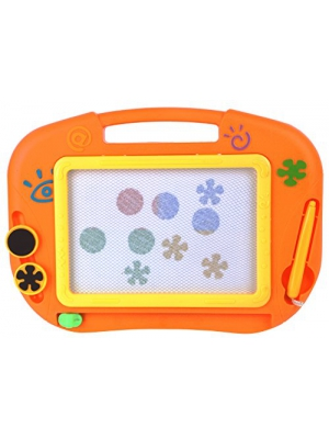 Colorful Magnetic Drawing Board - Pro Magna Doodle Sketch Board - Writing Board for kids/children/toddlers