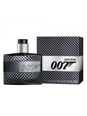 James Bond 007 Eau de Toilette Spray for Men, 1.6 Fluid Ounce